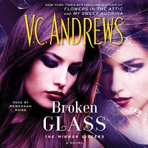 Broken Glass audiobook cover art