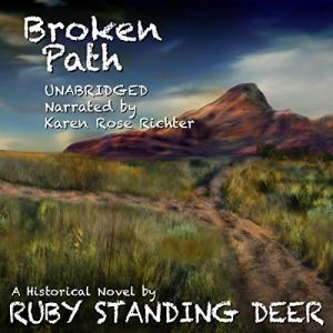 Broken Path audiobook cover art