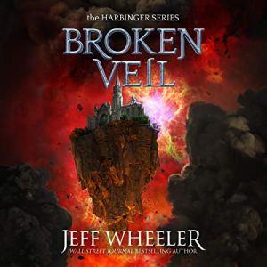 Broken Veil audiobook cover art