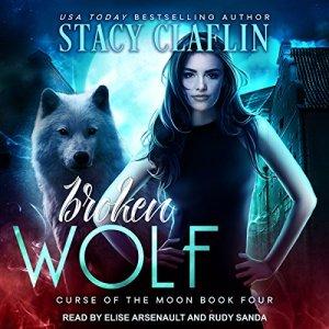 Broken Wolf audiobook cover art