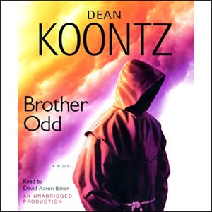 Brother Odd audiobook cover art