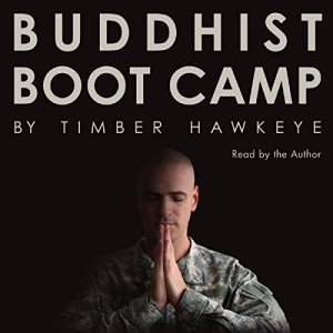 Buddhist Boot Camp audiobook cover art