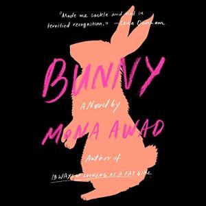 Bunny audiobook cover art