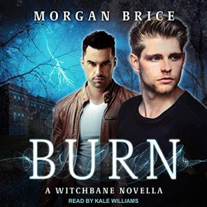 Burn: A Witchbane Novella audiobook cover art