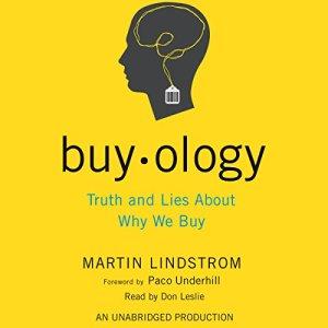 Buyology audiobook cover art