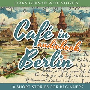 Café in Berlin audiobook cover art
