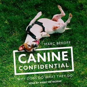 Canine Confidential audiobook cover art