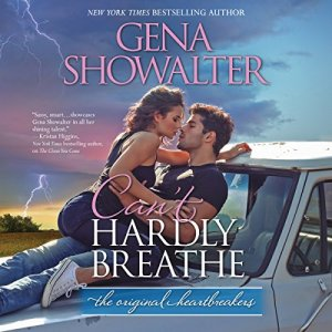 Can't Hardly Breathe audiobook cover art