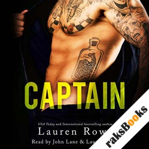 Captain audiobook cover art