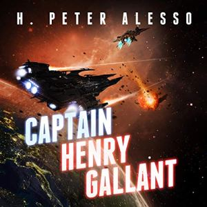 Captain Henry Gallant audiobook cover art