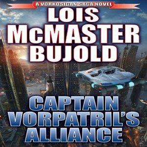 Captain Vorpatril's Alliance audiobook cover art
