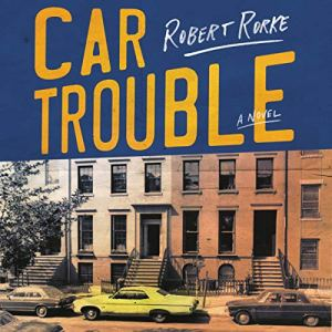 Car Trouble audiobook cover art