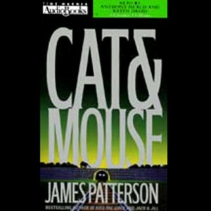 Cat and Mouse audiobook cover art