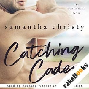 Catching Caden audiobook cover art