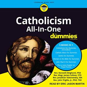 Catholicism All-in-One for Dummies audiobook cover art