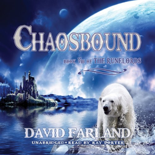 Chaosbound audiobook cover art