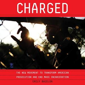 Charged audiobook cover art