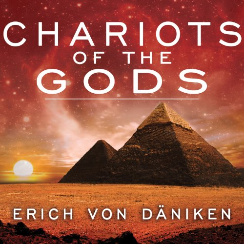 Chariots of the Gods audiobook cover art