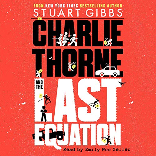 Charlie Thorne and the Last Equation audiobook cover art