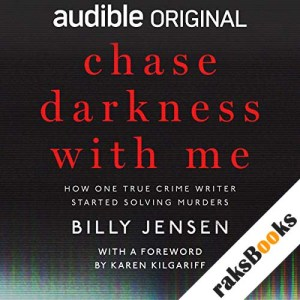 Chase Darkness with Me audiobook cover art