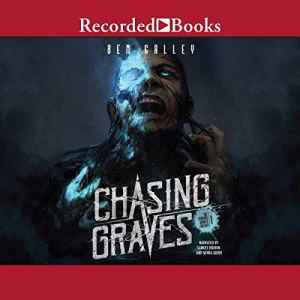 Chasing Graves audiobook cover art