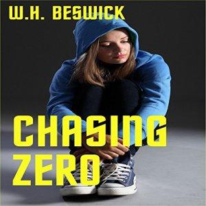 Chasing Zero audiobook cover art