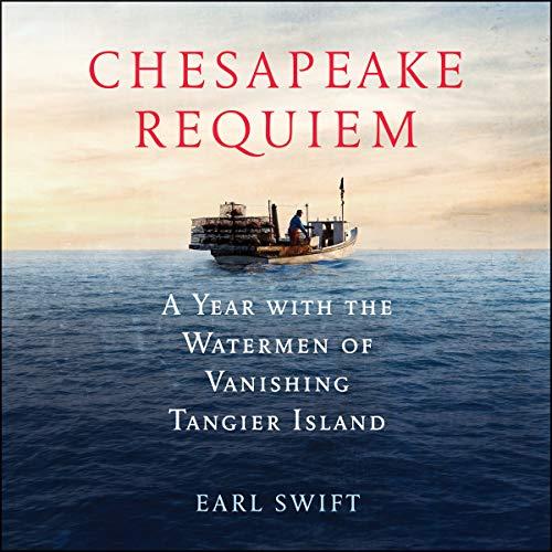 Chesapeake Requiem audiobook cover art