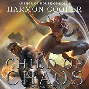 Child of Chaos audiobook cover art