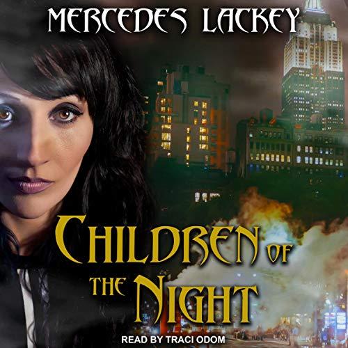 Children of the Night audiobook cover art