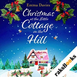 Christmas at the Little Cottage on the Hill audiobook cover art