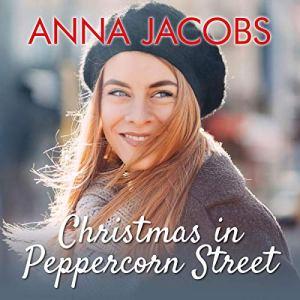 Christmas in Peppercorn Street audiobook cover art