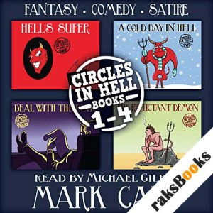 Circles in Hell, Books 1-4 audiobook cover art