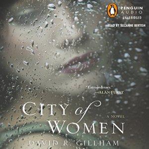 City of Women audiobook cover art