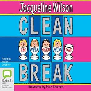 Clean Break audiobook cover art