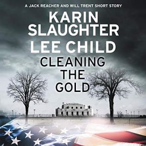 Cleaning the Gold audiobook cover art