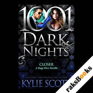 Closer audiobook cover art