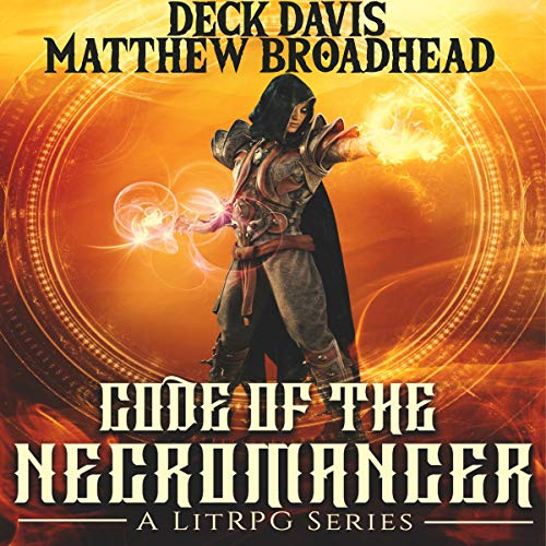 Code of the Necromancer: Occult Seeker audiobook cover art