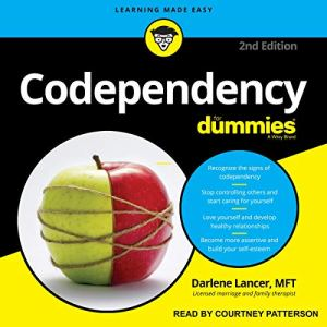 Codependency for Dummies, 2nd Edition audiobook cover art