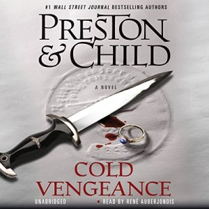 Cold Vengeance audiobook cover art