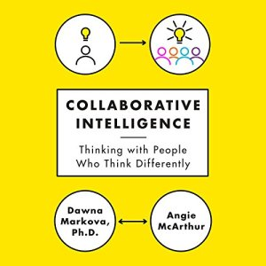Collaborative Intelligence audiobook cover art