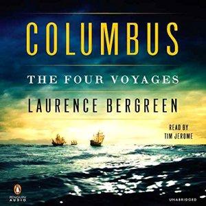 Columbus audiobook cover art