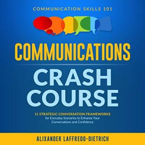Communications Crash Course audiobook cover art