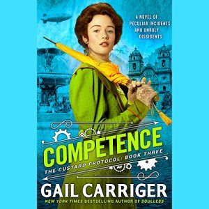 Competence audiobook cover art