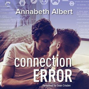 Connection Error audiobook cover art