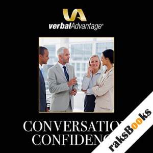 Conversation Confidence: Secrets to Fearless Conversation audiobook cover art