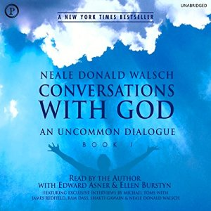 Conversations with God: An Uncommon Dialogue, Book 1 audiobook cover art