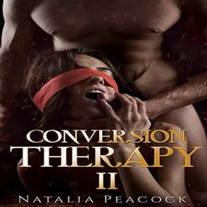 Conversion Therapy Erotcia Book audiobook cover art