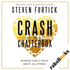 Crash the Chatterbox audiobook cover art
