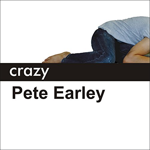 Crazy audiobook cover art
