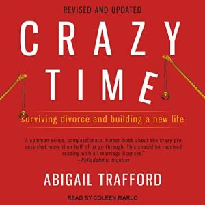 Crazy Time, Revised Edition audiobook cover art